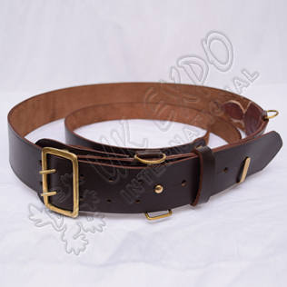 Sam Brown Duty Belts