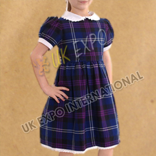 Scotthis Flower Tartan Baby Highland Full Skirt