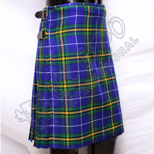 Scottish 8 Yards Tartan Kilt