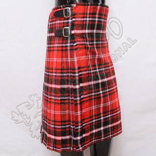 Scottish 8 Yards Tartan Kilts