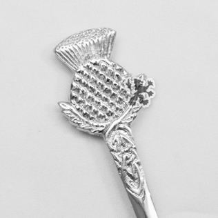 Scottish Flower Kilt Pin