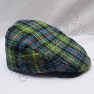 Scottish Flower of Scotland Tartan Hat
