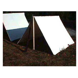 Shelter Tent or Dog Tent