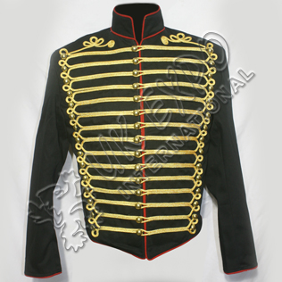 Steampunk Hussar Jacket