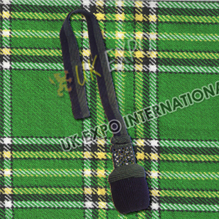 Sword Knot Green and Black