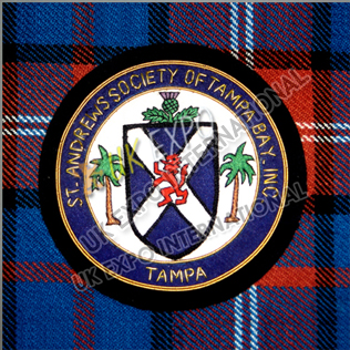 Tampa Society Badge