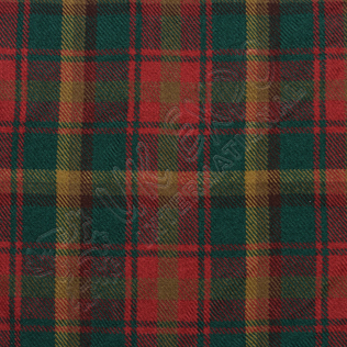 Maple Leaf Tartan No 89