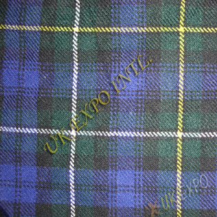Campbell of Argyll Tartan No 30