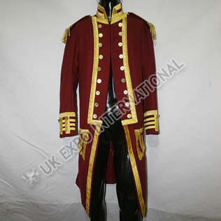 The Master and Commander real Captain Jack Aubrey Jacket