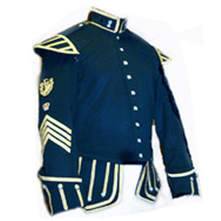 Tunic for Black Watch Pipe Major