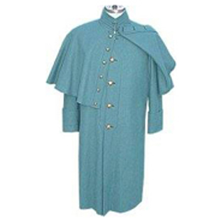 U.S. Enlisted Sky Blue Greatcoat