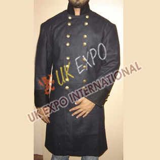 Union General Officers Frock Coat