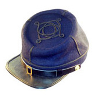 US 1st Lieutenants Embroidered Kepi