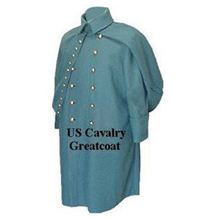 US Cavalary Greatcoat