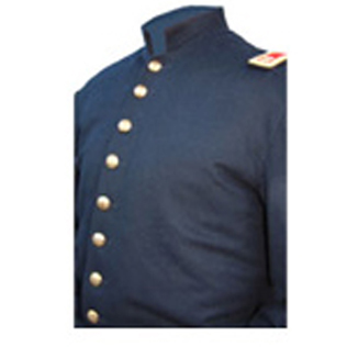 US Officers Single Breasted Frock Coat