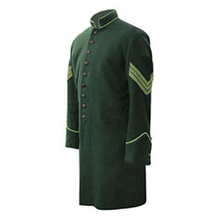 US Sharpshooters Frock Coat