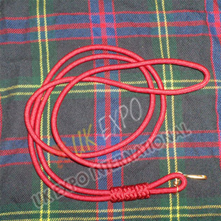 Whistle Cord Red Color