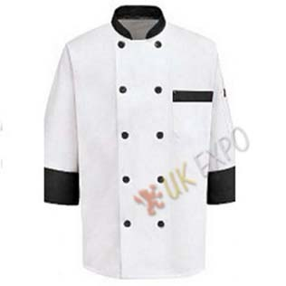 White color Chef Dress