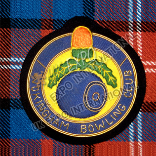 Wokingham Bowling Club Badge