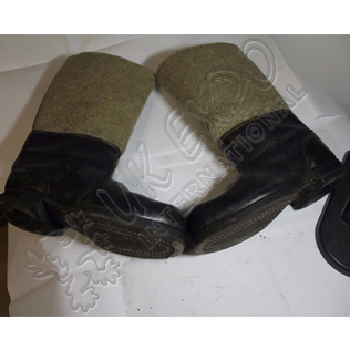 WWII & WW2 Germany Military Real Leather Boots