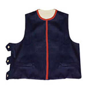 Zouave Vest for 165th New York